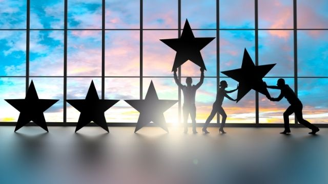 星を持つ人々